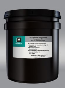 Molykote® L-4611 Synthetic Reciprocating Compressor Oil 40 LB