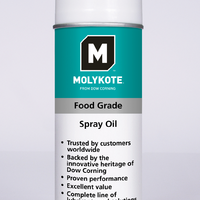 Molykote® Food Machinery Spray Oil 13.5 oz